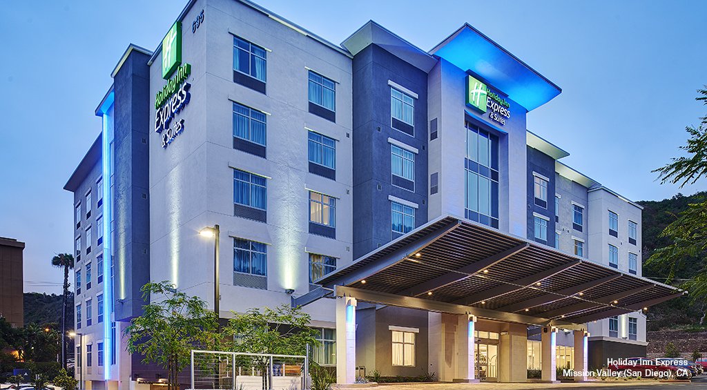 Holiday Inn Express Mission Valley