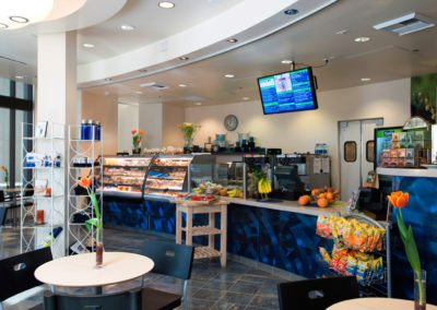 USD – Café and fitness center