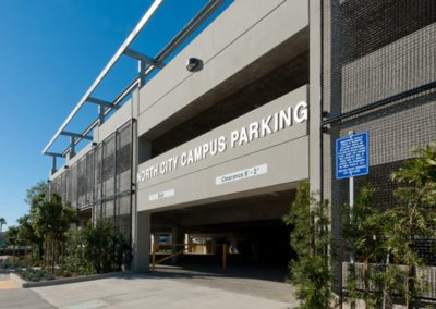 North City Campus Parking Structure