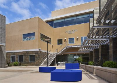 La Jolla Country Day School – Admin Building
