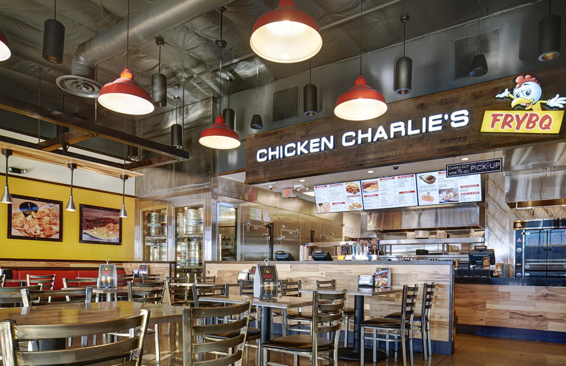 Dempsey Charlie Chicken