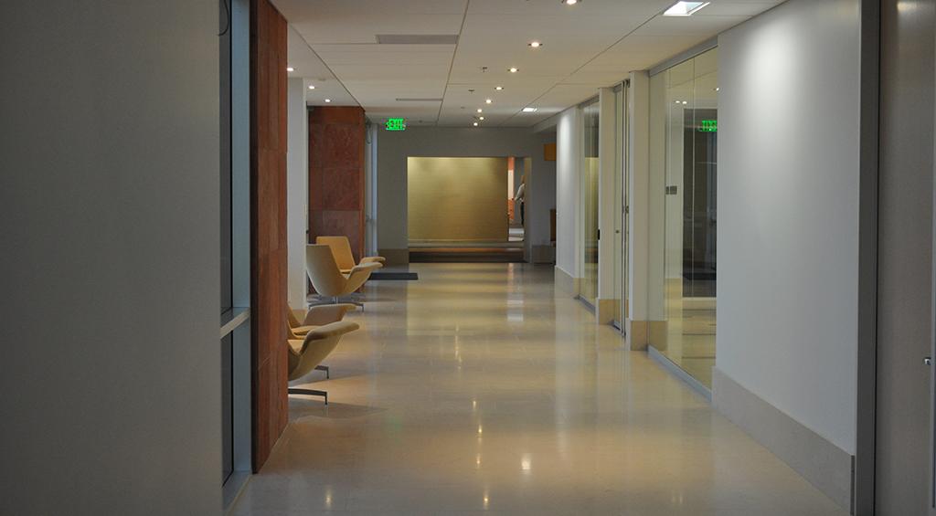 Mitchell-Hallway