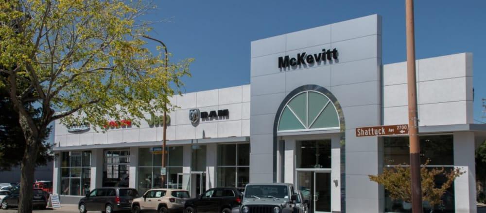 McKevitt Chrysler