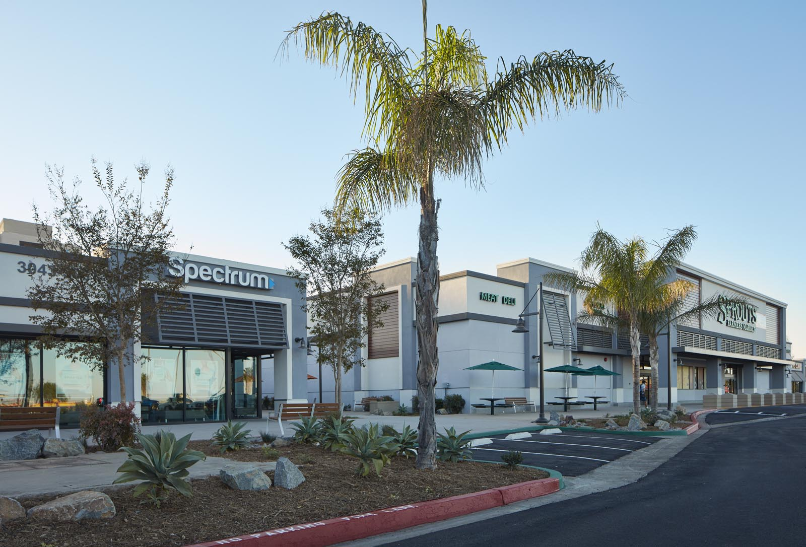 Dempsey Clairemont Village Shopping Center