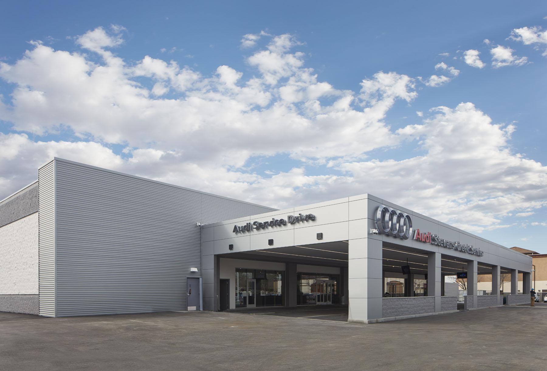 Dempsey Audi San Jose