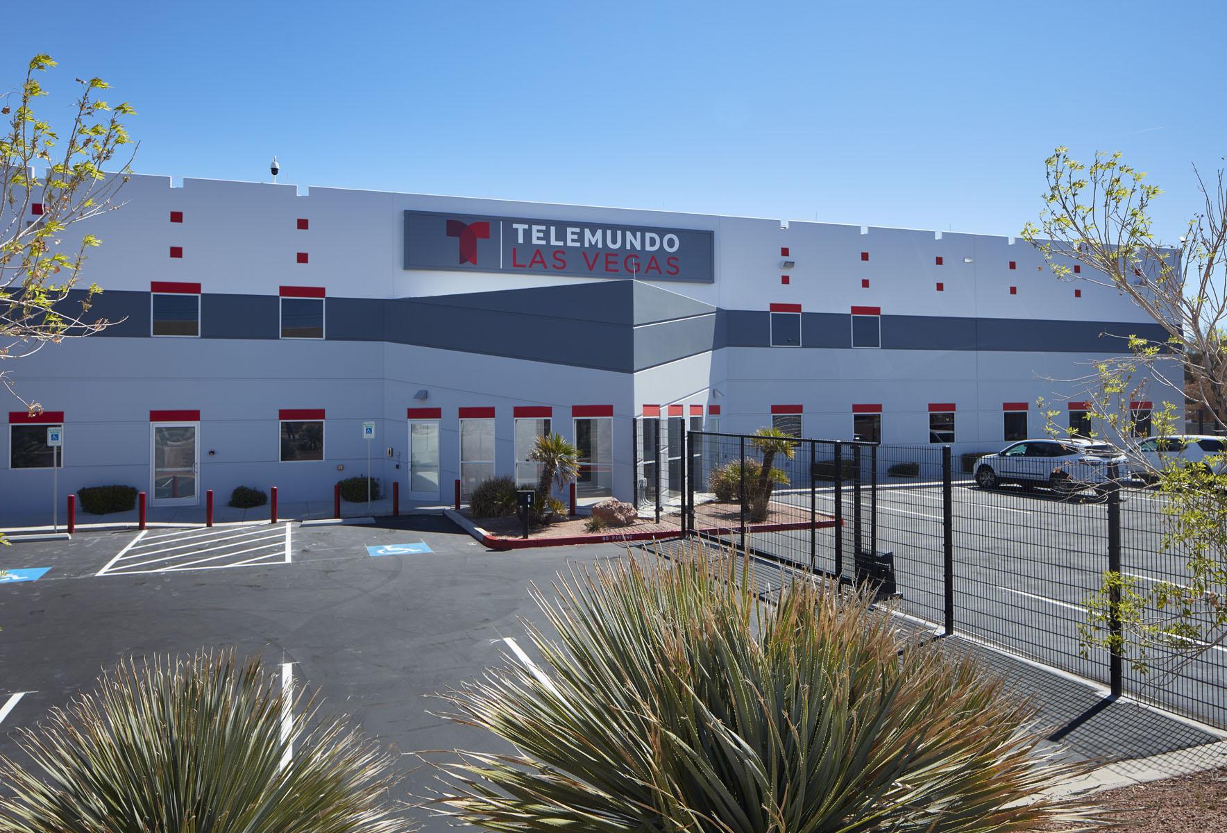 Dempsey Telemundo Las Vegas