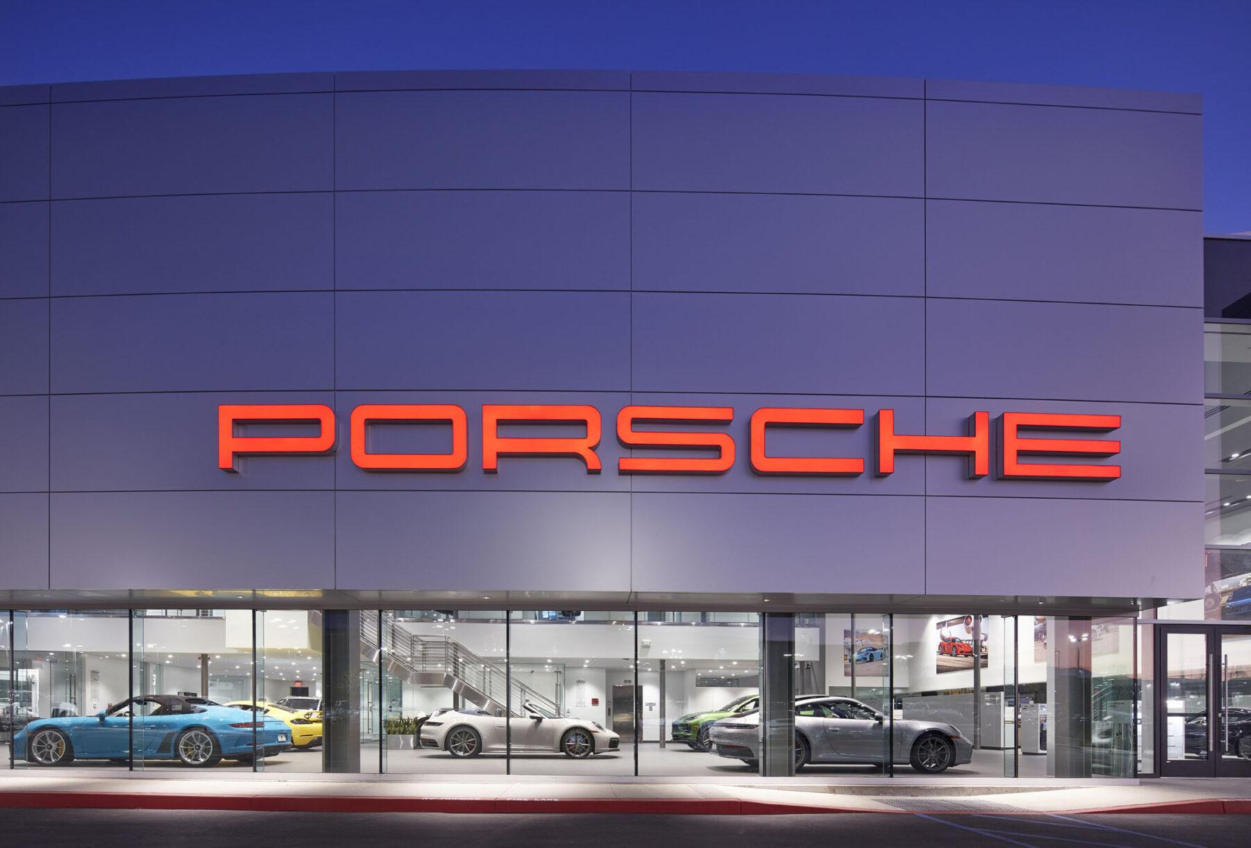 Dempsey Porsche Onterio