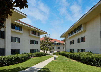 USD | VALLEY B STUDENT HOUSING – Education