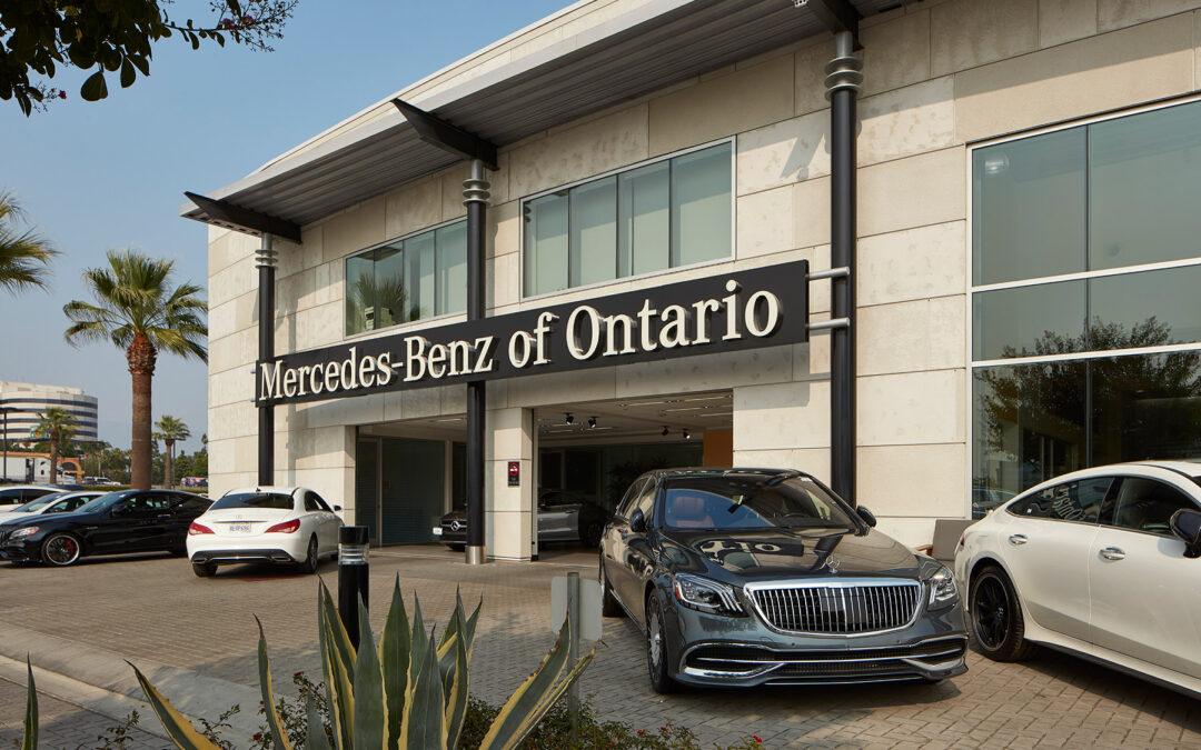 Fletcher Jones Mercedes Ontario