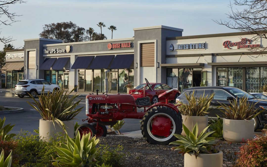 Clairemont Village Shopping Center Phase II